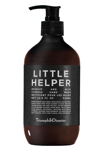 Kittle helper hand wash