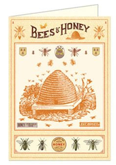 Bees & Honey - Card