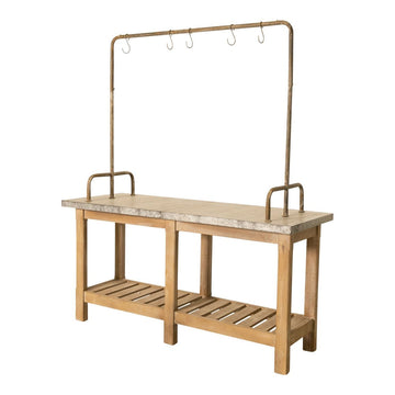 Anais Hanging Display Table