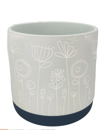 Bree Planter Blue Sm