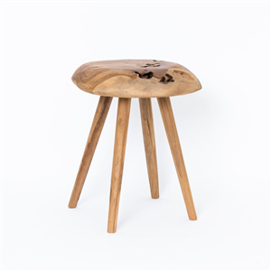 Kerrin Stool Natural