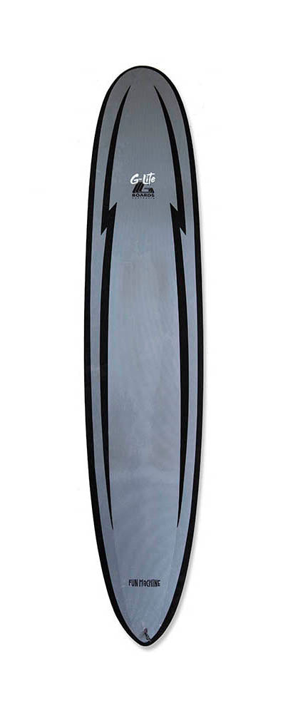 "G-Lite 9'6"" Rounded Pin Tail Performance Softboard"