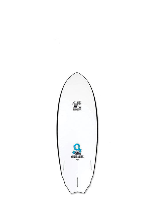 "G-Lite 5'0"" Swallow Tail Performance Softboard"