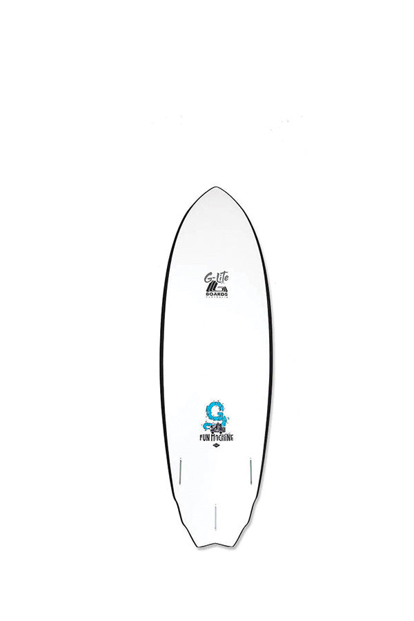 "G-Lite 5'6"" Swallow Tail Fun Machine"