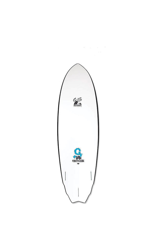 "G-Lite 6'0"" Swallow Tail Performance Softboard"