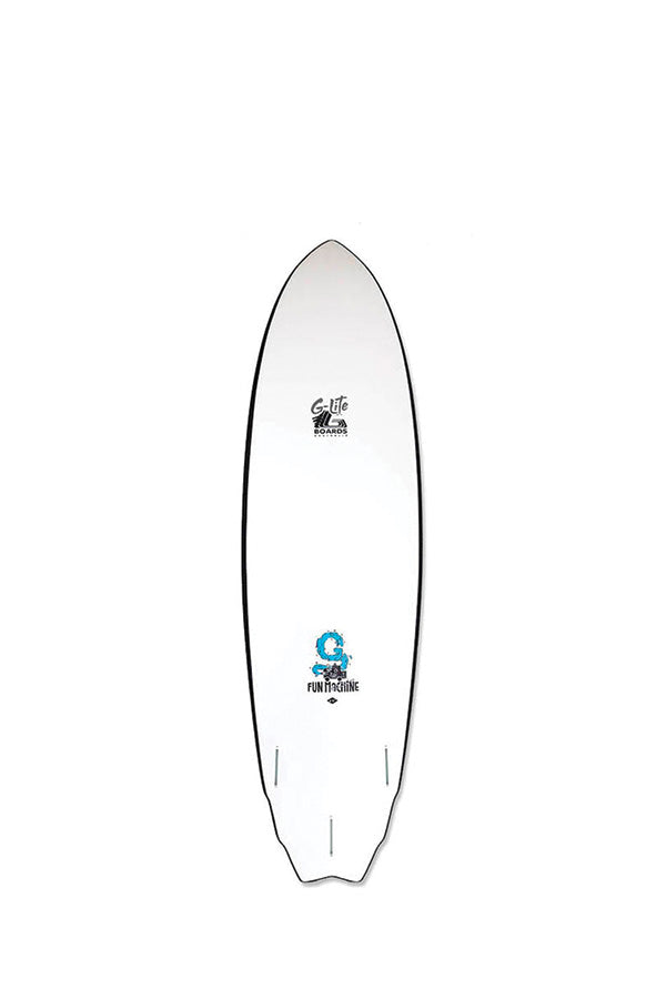 "G-Lite 6'6"" Swallow Tail Fun Machine"