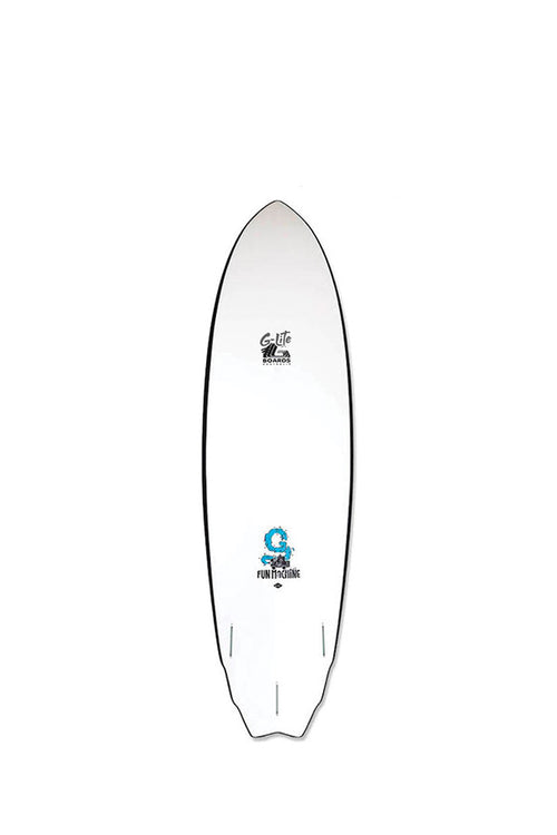 "G-Lite 6'6"" Swallow Tail Performance Softboard"