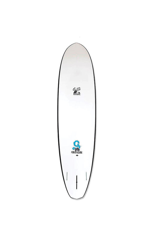 "G-Lite 7'6"" Diamond Tail Performance Softboard"