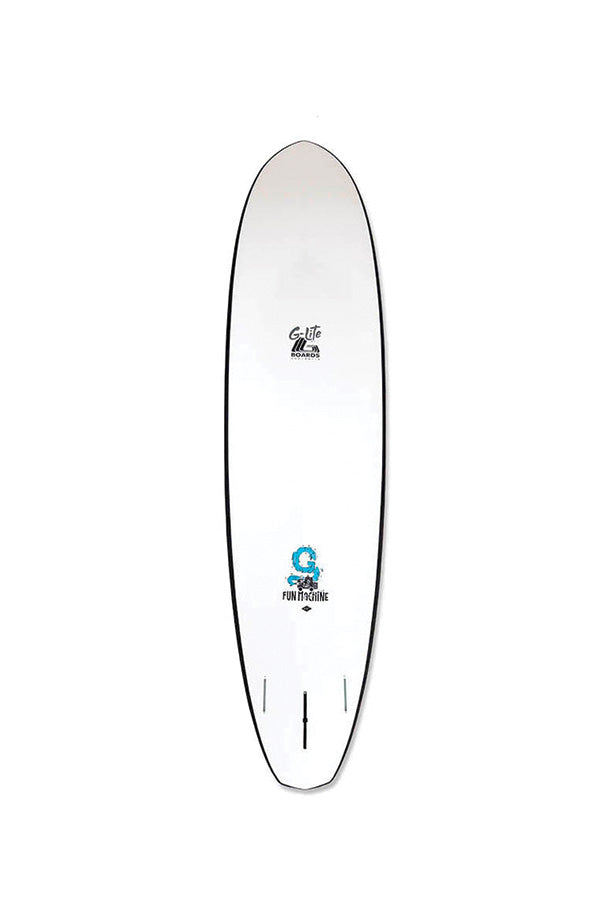 "G-Lite 8'0"" Diamond Tail Fun Machine"