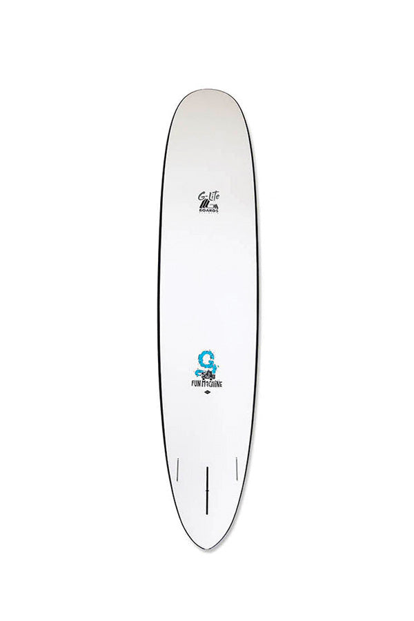 "G-Lite 9'0"" Rounded Pin Tail Performance Softboard"