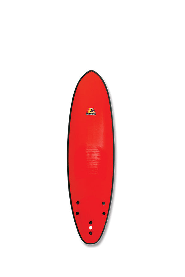 GBOARD ORIGINAL - LEARN TO SURF SOFTBOARD 6'0