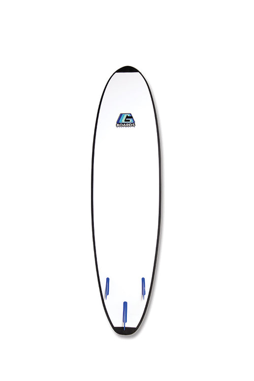 GBOARD ORIGINAL - LEARN TO SURF SOFTBOARD 7'6