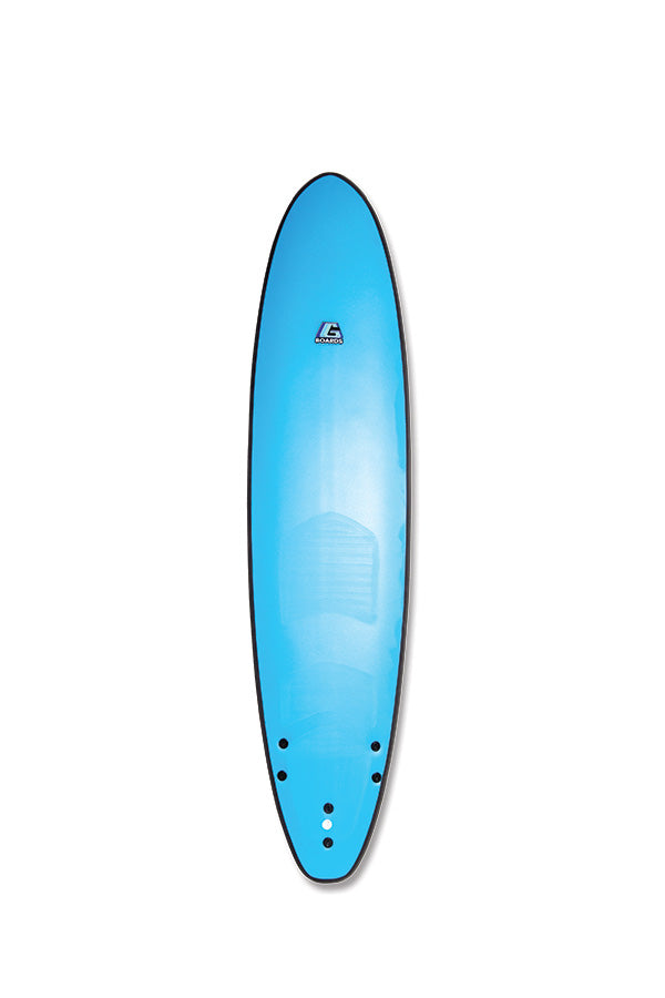GBOARD ORIGINAL - LEARN TO SURF SOFTBOARD 8'0