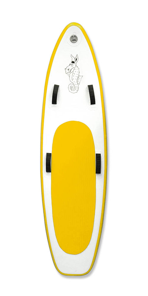SEADONKEY INFLATABLE NIPPER BOARDS YELLOW