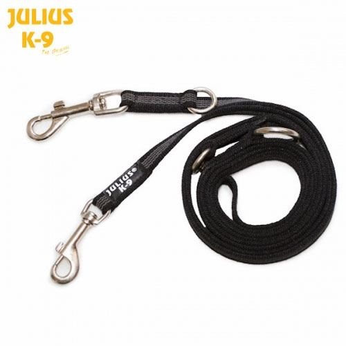 Julius-K9® Super-Grip Double Leash
