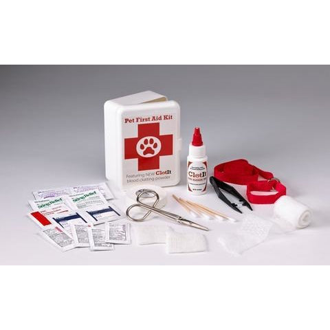 ClotIt - Pet First Aid Kit