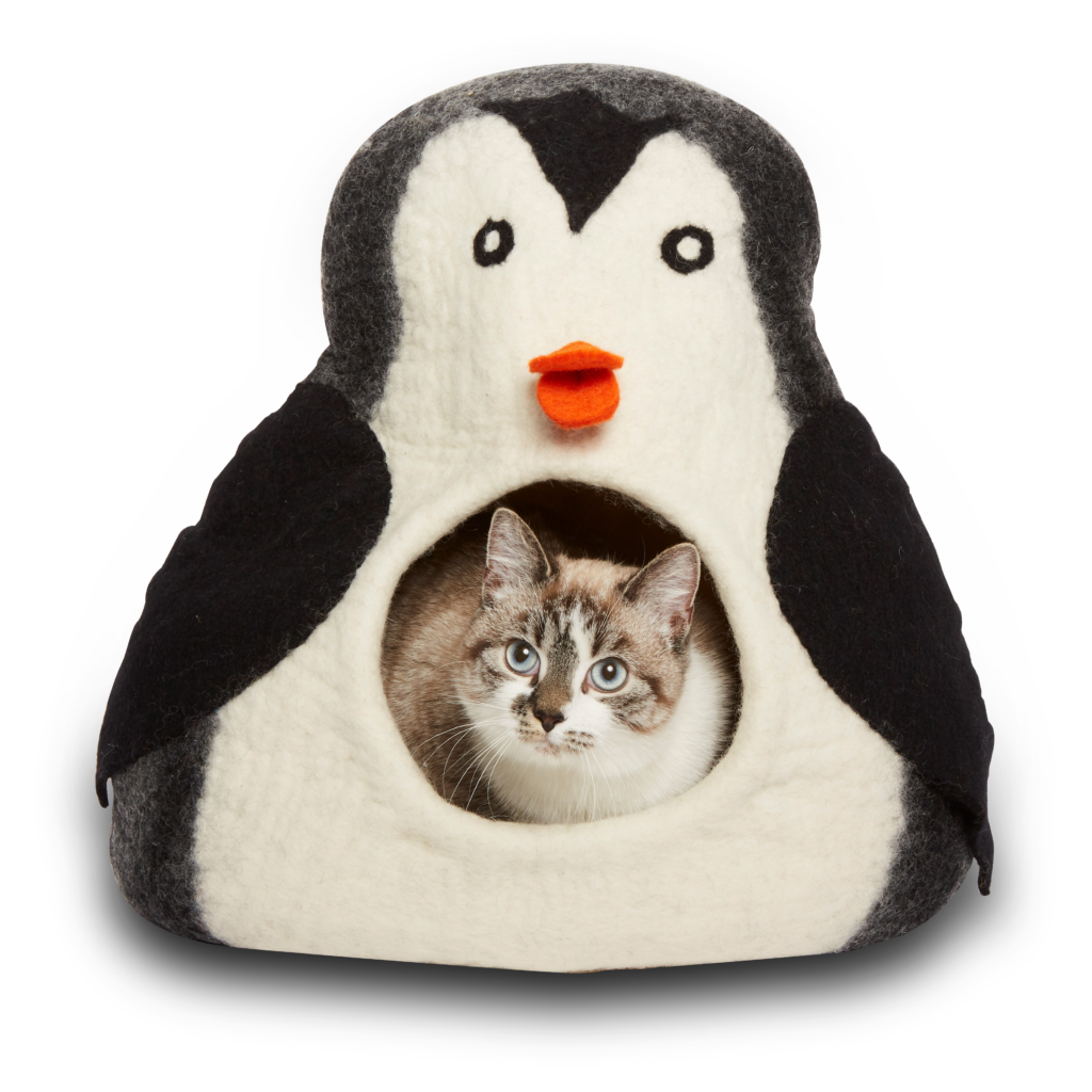 Cat Cave, Penguin