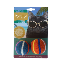 Load image into Gallery viewer, Cat Toy, Beach Balls