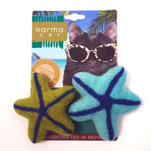 Load image into Gallery viewer, Cat Toy, Starfish
