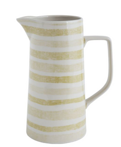 Water Color Pitcher