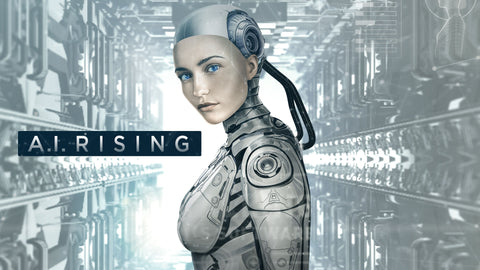 A.I. Rising movie poster