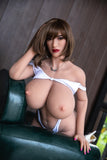 Eliana:  Big Breasted Beauty
