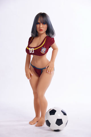 Aalina: Curvy Athletic Doll