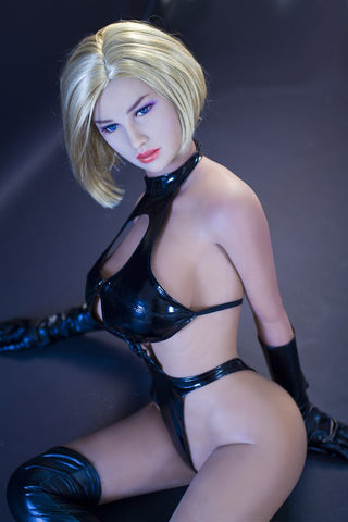 Natasha: Hot BDSM blondie