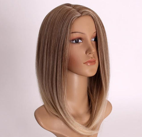 Light Brown Wig