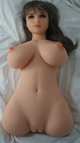 Risako: Busty Asian Torso Doll