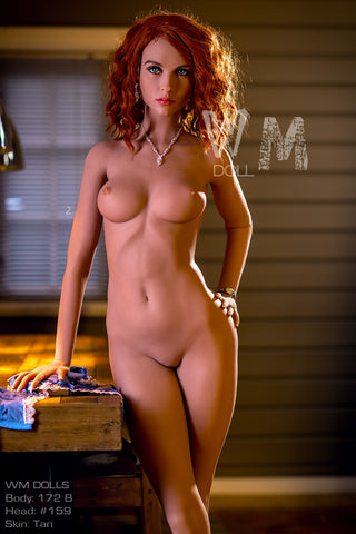 Margie: Irish Redhead Beauty