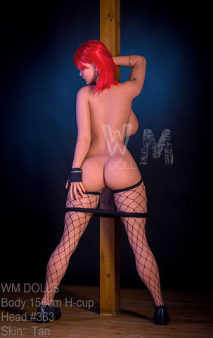 Cherry: Curvy Red head