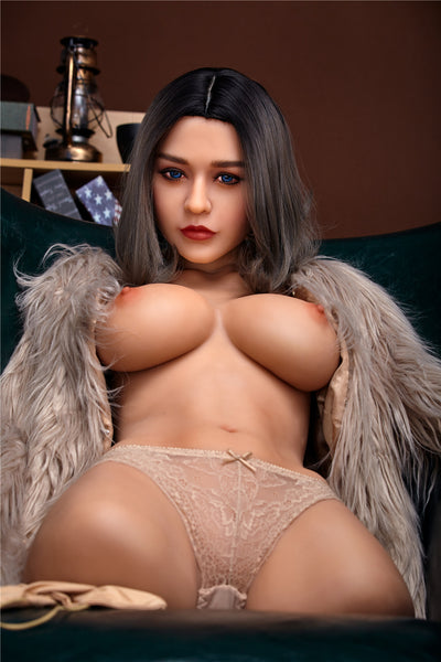 Julia: Pretty Latina Torso doll