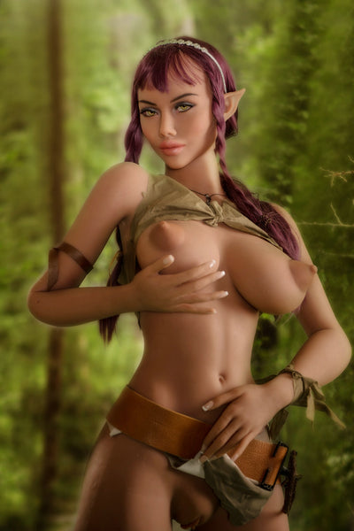 Meerla: Sexy Elf Warrior