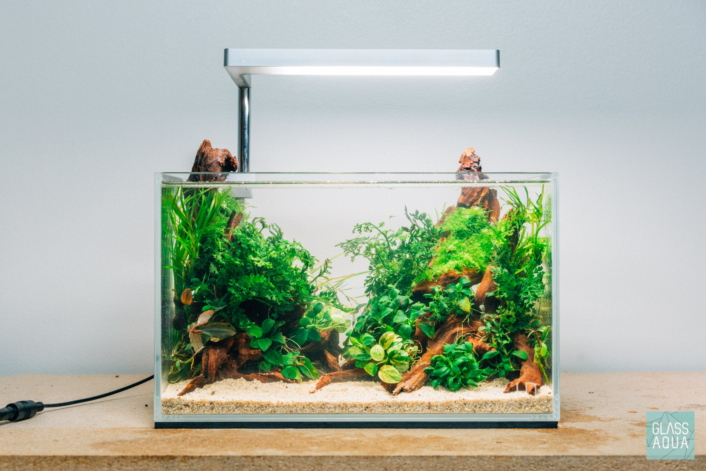 Ultum Nature Systems Planted Cube Betta Tank