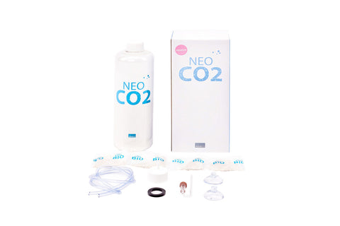 Shop Aquario Neo CO2 Kit CO2 - Glass Aqua