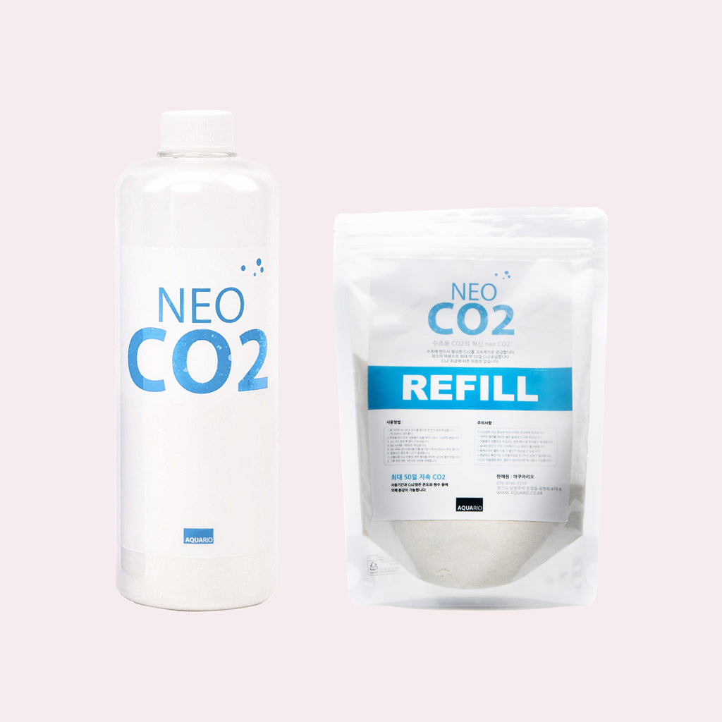 Shop Aquario Neo CO2 Bundle CO2 - Glass Aqua