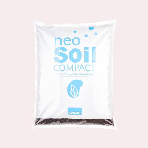 Shop Aquario Neo Soil Substrate - Glass Aqua