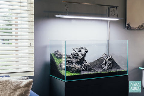 Tropica Aquarium Soil - Glass Aqua
