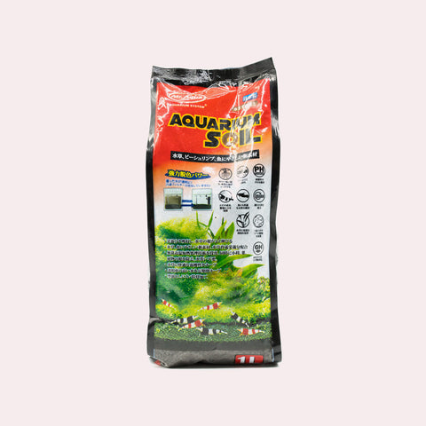 Shop Mr. Aqua Aquarium Soil Substrate - Glass Aqua