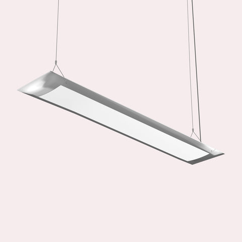 Shop ONF Flat ONE Plus Pendant LED Light Lighting - Glass Aqua