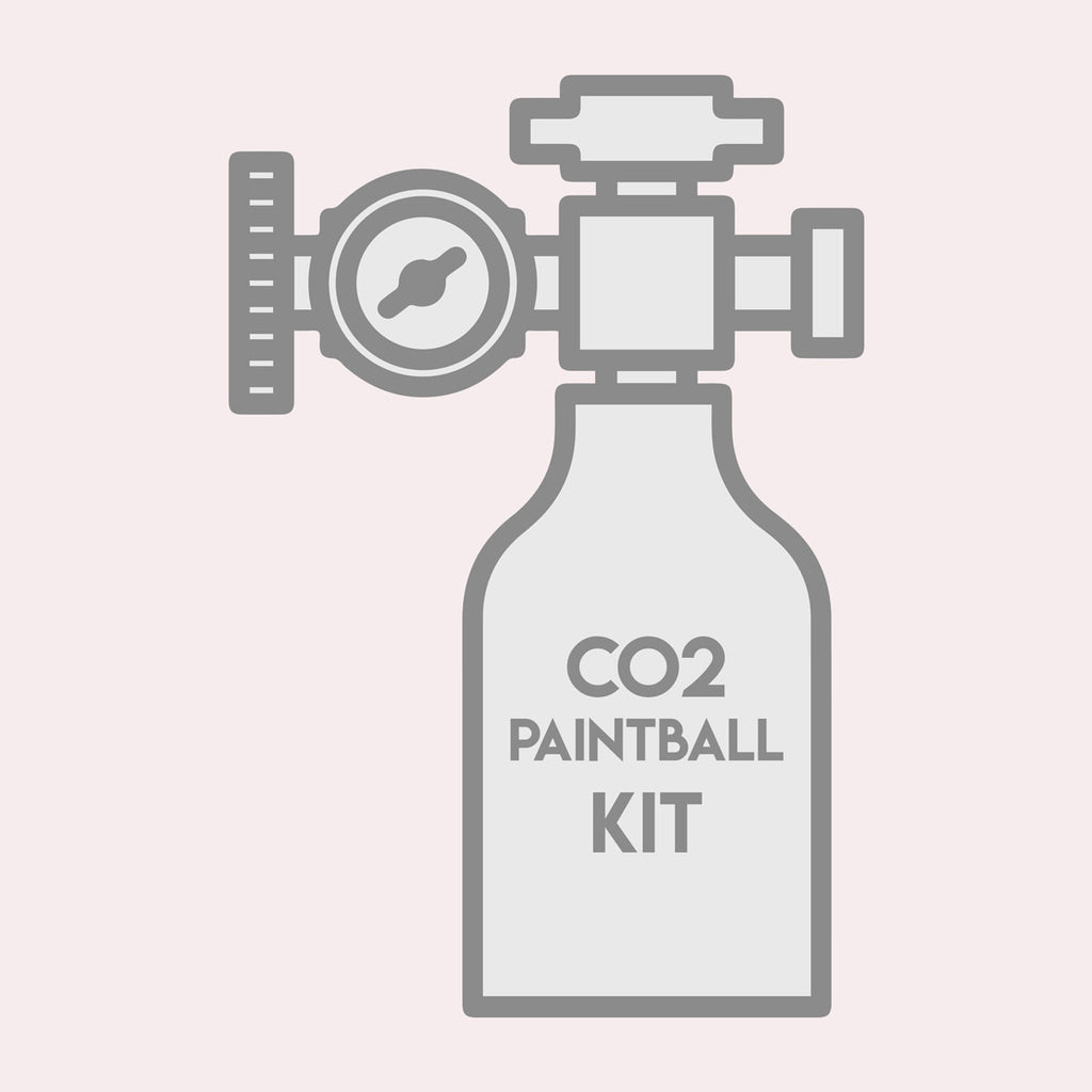 Shop Planted Aquarium Paintball CO2 System Kit CO2 - Glass Aqua
