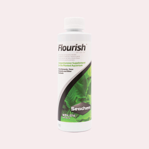 Shop Seachem Flourish Fertilizer - Glass Aqua
