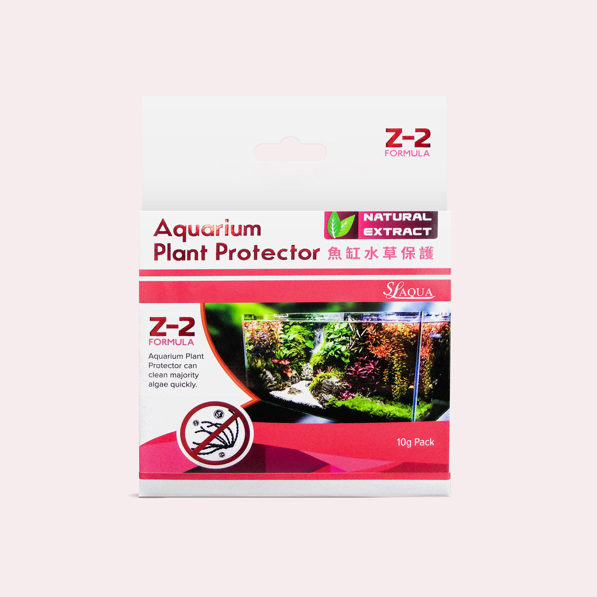Shop SL Aqua Z2 Plant Protector Water Conditioner - Glass Aqua