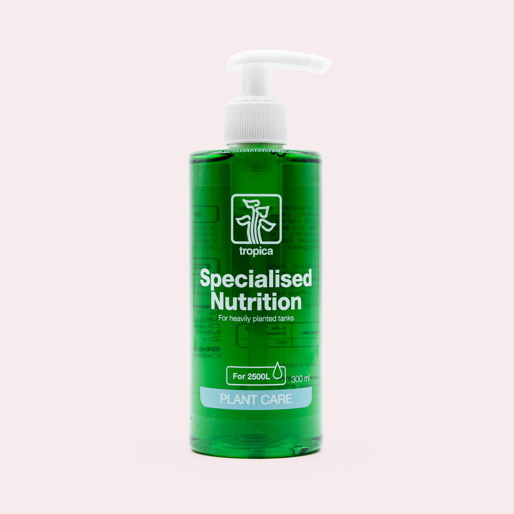 Shop Tropica Specialised Nutrition Liquid Fertilizer Fertilizer - Glass Aqua