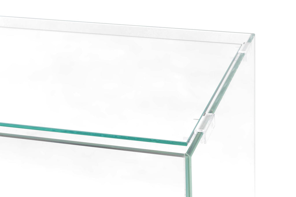 UNS Standard and Shallow Tank Glass Lid With Clear Clips