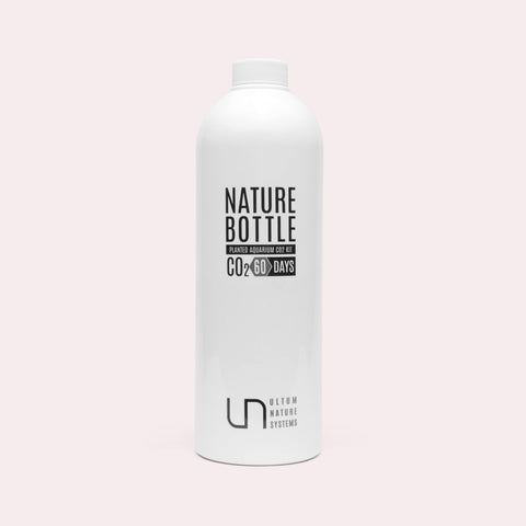 Shop UNS CO2 Nature Bottle Kit CO2 - Glass Aqua