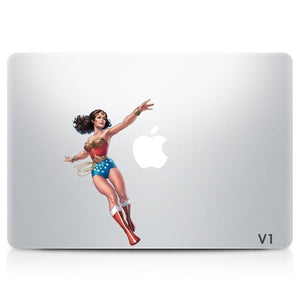 Wonder Woman MacBook Decals