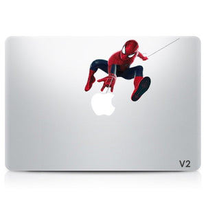 Spider-Man MacBook Decals