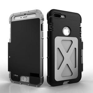 Steel Armour iPhone Case
